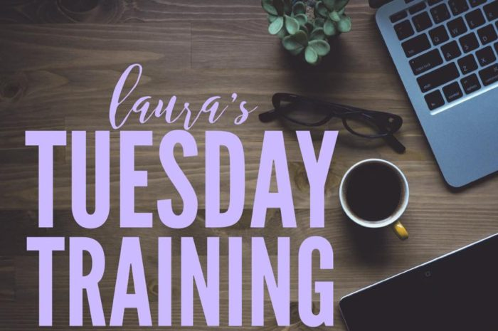 Tuesday Training Tips