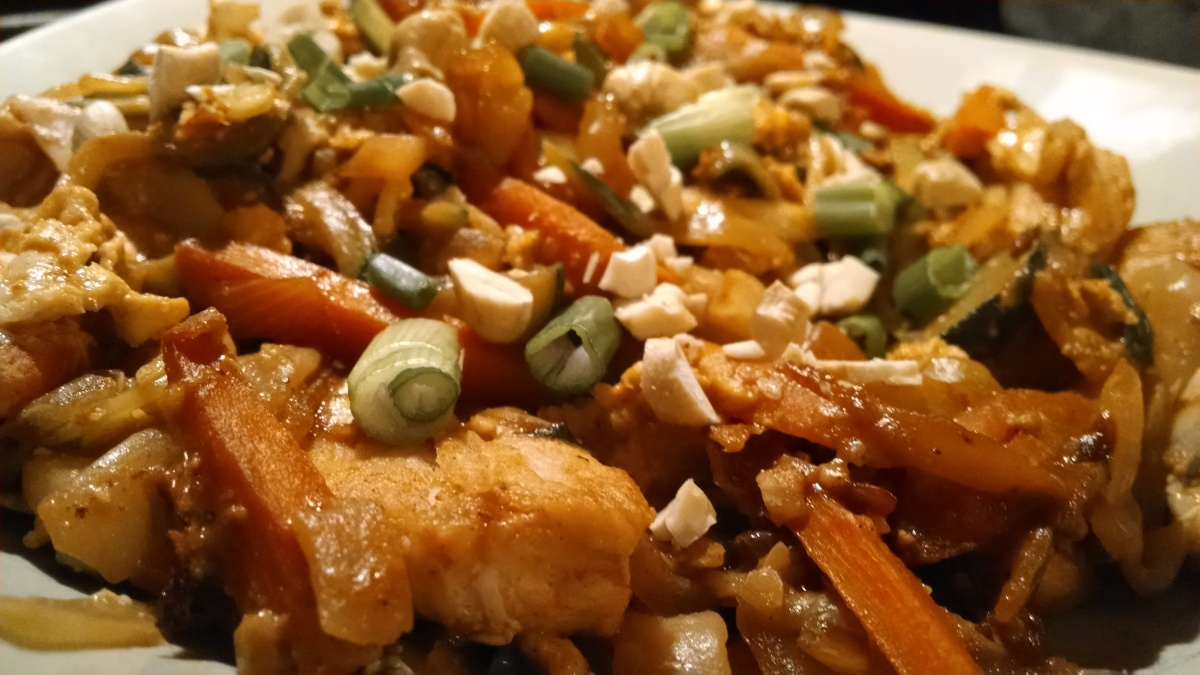 Recipe Swap – Chicken Pad Thai