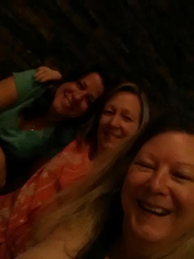 Marianne, Laura & Gail